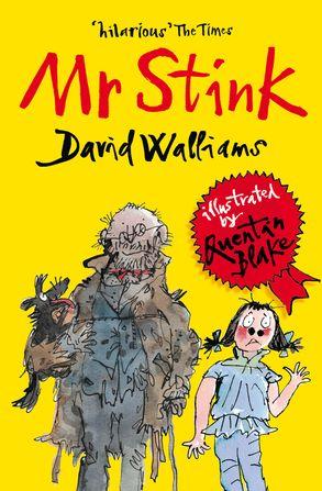 Cover image - Mr Stink