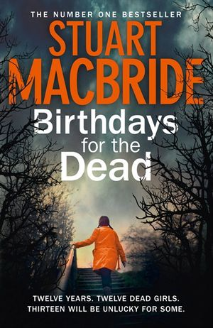 Birthdays for the Dead book image