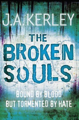 The Broken Souls (Carson Ryder, Book 3) book image