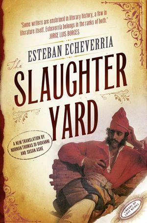 The Slaughteryard book image