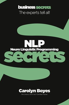 Cover image - NLP: Collins Business Secrets