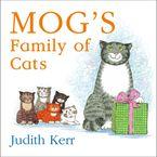 Mog's Family of Cats - Judith Kerr