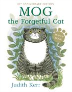 Mog the Forgetful Cat Pop-Up Hardcover  by Judith Kerr