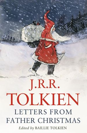 Letters from Father Christmas book image