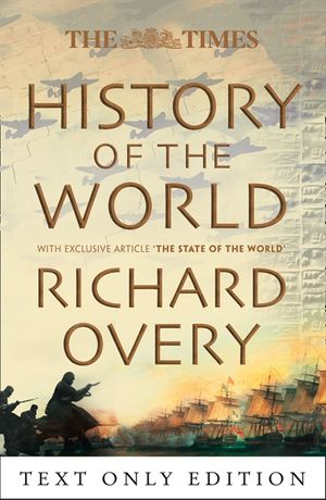 The Times History of the World book image