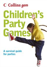 Children's Party Games (Collins Gem)