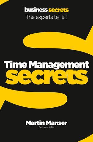 Time Management (Collins Business Secrets) book image