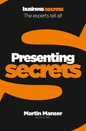 Presenting (Collins Business Secrets) book image