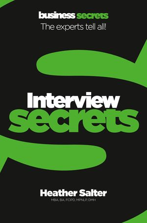 Interview (Collins Business Secrets) book image