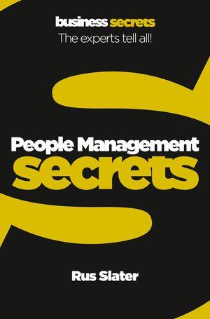 People Management (Collins Business Secrets) book image
