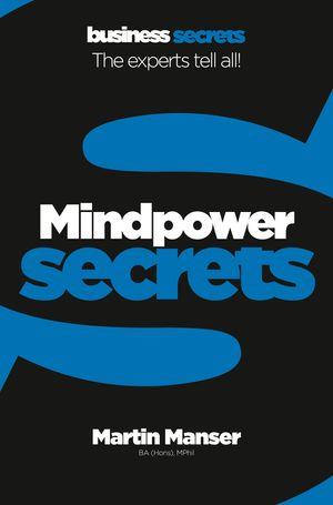 Mindpower (Collins Business Secrets) book image