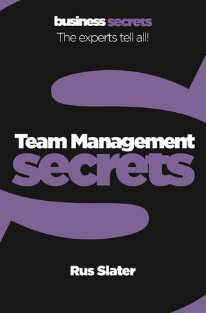 Team Management (Collins Business Secrets) book image
