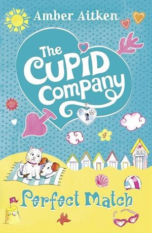 Perfect Match (The Cupid Company, Book 4) book image