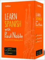 Learn Spanish with Paul Noble – Complete Course: Spanish made easy with your personal language coach CD-Audio  by Paul Noble