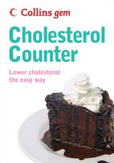 Cholesterol Counter (Collins Gem)