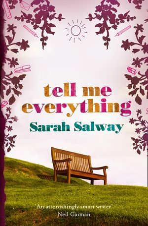 Tell Me Everything book image