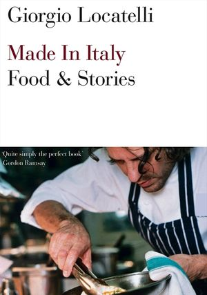 Made in Italy: Food and Stories book image