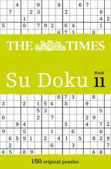 The Times Su Doku Book 11: 150 original puzzles