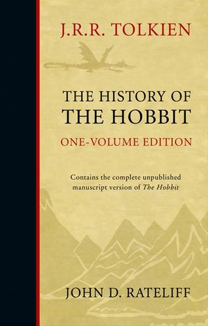 The History of the Hobbit: Mr Baggins and Return to Bag-End book image