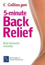 5–Minute Back Relief (Collins Gem)