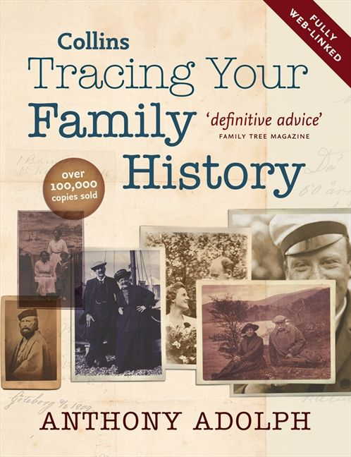 collins tracing your family history anthony adolph e book