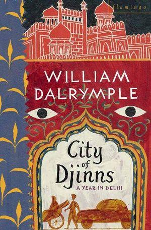 City of Djinns book image
