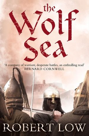 The Wolf Sea (The Oathsworn Series, Book 2) book image