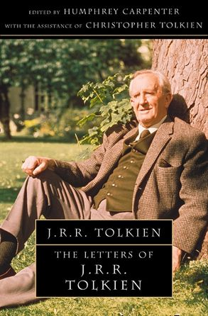Cover image - The Letters of J. R. R. Tolkien