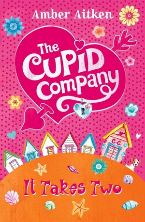 It Takes Two (The Cupid Company, Book 1) book image