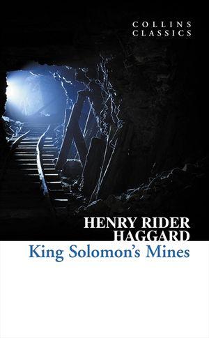 King Solomon's Mines (Collins Classics) book image
