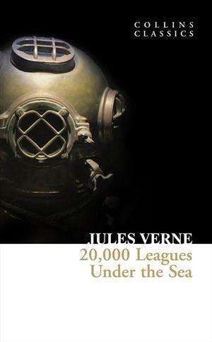 20,000 Leagues Under The Sea (Collins Classics) book image