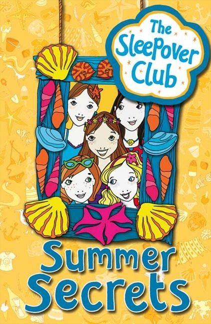 Summer Secrets The Sleepover Club Angie Bates E Book