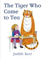 The Tiger Who Came to Tea (Read aloud by Geraldine McEwan) eBook  by Judith Kerr