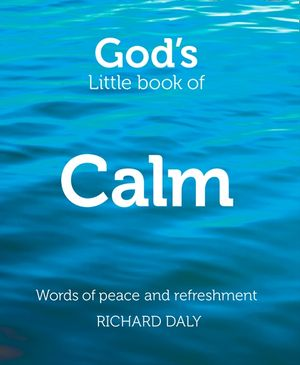 God's Little Book of Calm book image