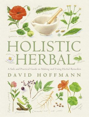 Holistic Herbal: A Safe and Practical Guide to Making and Using Herbal Remedies book image