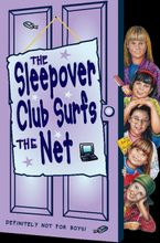 The Sleepover Club Surfs the Net (The Sleepover Club, Book 17) - Fiona Cummings