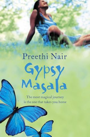 Gypsy Masala book image