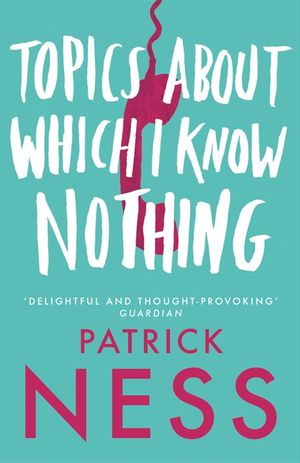 Topics About Which I Know Nothing book image