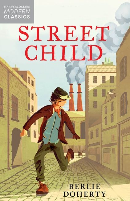 Book Cover For Children : Street child collins modern classics berlie doherty
