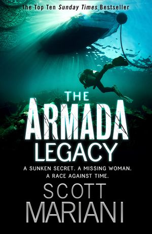 The Armada Legacy (Ben Hope, Book 8) book image