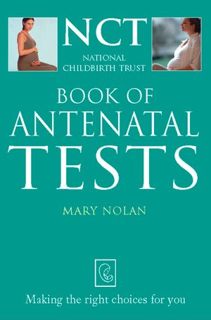 Antenatal Tests (The National Childbirth Trust) book image
