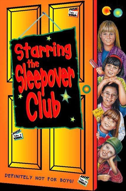 Starring The Sleepover Club The Sleepover Club Book 6 Narinder