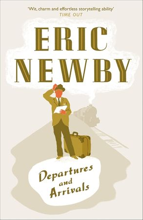 Cover image - Departures and Arrivals
