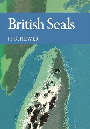 British Seals (Collins New Naturalist Library, Book 57) book image