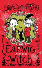 EARWIG AND THE WITCH Paperback  by Diana Wynne Jones