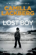 The Lost Boy (Patrik Hedstrom and Erica Falck, Book 7) Paperback  by Camilla Lackberg