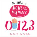 None the Number (The Hueys) Hardcover  by Oliver Jeffers
