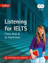IELTS Listening: IELTS 5-6+ (B1+) (Collins English for IELTS)