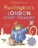 Paddington's London Treasury Paperback  by Michael Bond
