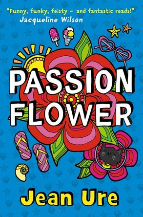 Cover image - Passion Flower